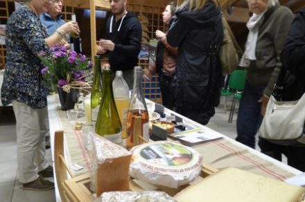 Animation groupe : Accord vins / fromages
